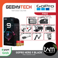 GoPro HERO9 Black / HERO 9 Black - Garansi Resmi TAM