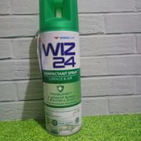 WINGS WIZ24 Disinfectant Spray Aerosol
