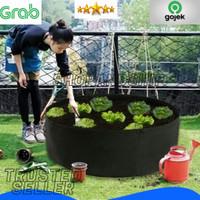 Pot Tanaman Besar Taman Jumbo Portable Fabric Mini Garden original