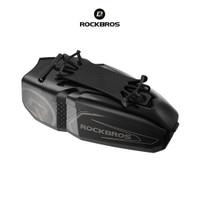 ROCKBROS LF0404 Bike Front Tube Frame Bag 6.5 inch - Tas Sepeda BLACK