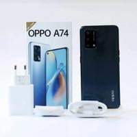 OPPO A74 Ram 6/128 5g garansi resmi