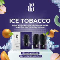 Kardinal Stick Pod - Ice Tobacco
