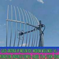 ANTEN ANTENA PENGUAT SINYAL 2G 3G 4G LTE REPETER HP/MODEM/WIFI/MIFI