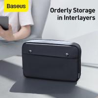 BASEUS DIGITAL STORAGE BAG ORGANIZER POUCH TAS TANGAN ELECTRONIC
