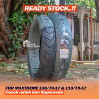 FDR MAXTREME 110/70-17 130/70-17 BAN SUPERMOTO DUAL PURPOSE