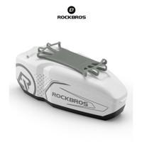 ROCKBROS LF0404 Bike Front Tube Frame Bag 6.5 inch - Tas Sepeda WHITE