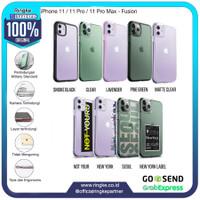 Ringke iPhone 11 / 11 Pro / 11 Pro Max Fusion Anti Crack Anti Drop Ori