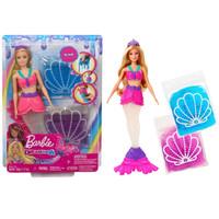 Barbie Dreamtopia Slime Mermaid Doll boneka putri duyung ori mattel