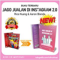 Buku Jago Jualan di Instagram Rico Huang AlonaStore