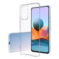 XIAOMI REDMI NOTE 10 2mm Case Transparant Clear TPU Softcase