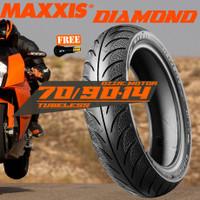 MAXXIS MA-3D Diamond 70 90 - 14 Ban Tubeless Mio Beat