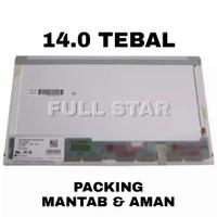 LCD LED 14.0 Toshiba L510 C600 C640 L600 L640 L645 L740 L745 C800 C840