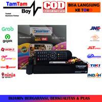 Receiver Parabola Tanaka Transvision Nusantara HD Blackberry C Ku Band