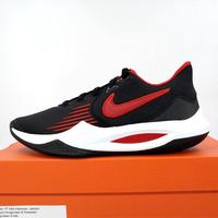 Sepatu Basket Nike Precision V Black CW3403-004 Original BNIB