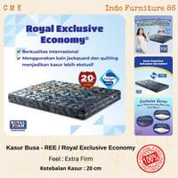 Kasur Busa Royal Exclusive Economy / Kasur Busa REE Tebal 20 cm