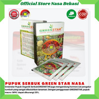 Pupuk Serbuk Greenstar - Agen Nasa Bekasi