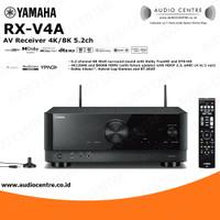 Yamaha RXV4A RXV4 A RXV 4A 8K streamer home theater amplifier
