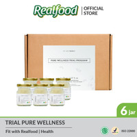 Realfood Trial Program Pure Wellness Fully Concentrated Bird's Nest