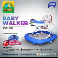 Baby Walker Family FB 110 Music Tongkat Dorongan