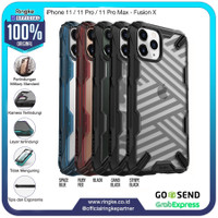 Ringke iPhone 11 / 11 Pro / 11 Pro Max Fusion X Anti Crack Anti Drop