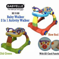 baby elle activity walker 0188