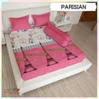 Sprei Lady Rose Parisian - Ukuran 160x200 & 180x200 - 160x200