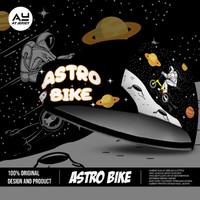 CYCLING CAP TOPI RUNNING | CYCLING JERSEY | ASTRO BIKE