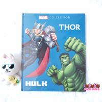 Buku Cerita Anak Import Story Book Marvel Collection THOR HULK