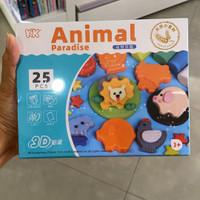 playdough animal
