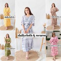 Longdrees pantai bali /longdress kimora /dress pantai /baju sntai bali - Foto display
