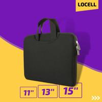 Tas Notebook Laptop Asus Lenovo Dell Sleeve Case Macbook 13 14 15 Inch