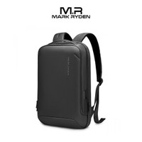 Mark Ryden MR9008 Backpack Bag USB - Tas Ransel Laptop 15.6 - BLACK