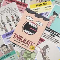 TAHILALATS QUARTETS+ CARD GAME