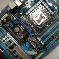 P55 ASUS P7P55D LGA 1156