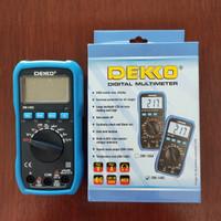 Digital Multimeter Multitester Avometer Dekko DM-148C