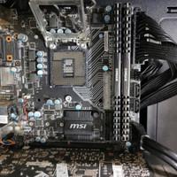 MSI B150i Mini ITX Gaming Pro 1151 Skylake Kabylake