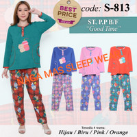 Baju Tidur FOREVER Sweet Concept PP Body Fit S 813