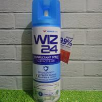 WINGS WIZ24 Disinfectant Spray Aerosol 300ml