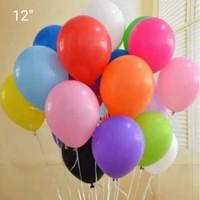 Balon Latex Doff Isi 100 Pcs