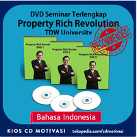 Property Rich Revolution | DVD Seminar Tung Desem Waringin
