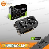 VGA ASUS TUF Gaming GeForce GTX 1650 OC 4GB GDDR6 TUF-GTX1650-O4GD6-P