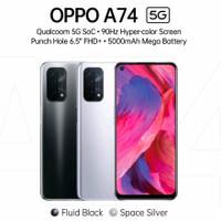 OPPO A74 5G 6/128GB Oppo A 74 5G 6GB 128GB Garansi Resmi 6 GB 128 GB