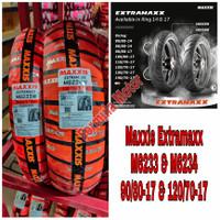 Maxxis Extramaxx 90/80-17 & 120/70-17   Ban Motor Vixion, Moge, Dll
