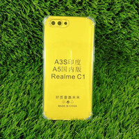 OPPO A3S - ANTI CRACK ANTICRACK SOFTCASE JELLY.