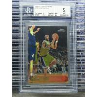 Fee Kartu Baket Kobe Bryant RC Topps Chrome 1996-97 BGS 9 order BG