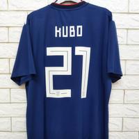 Jersey baju kaos bola asli original Japan Jepang 2018 Kubo