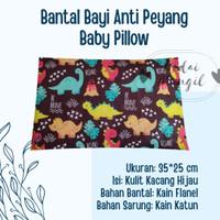 Baby Pillow - Bantal Kesehatan Bayi (Bantal Terapi Anti Peyang)