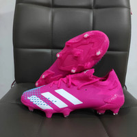SEPATU BOLA ADIDAS PREDATOR MUTATOR 20.1 Pink FG - sepatu soccer