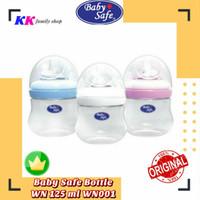 Baby Safe WN001 Wide Neck Bottle 125ml / Botol Susu Bayi Murah