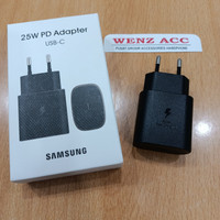 Samsung Adapter Charger 25W Super Fast Charging PD 3.0 Original